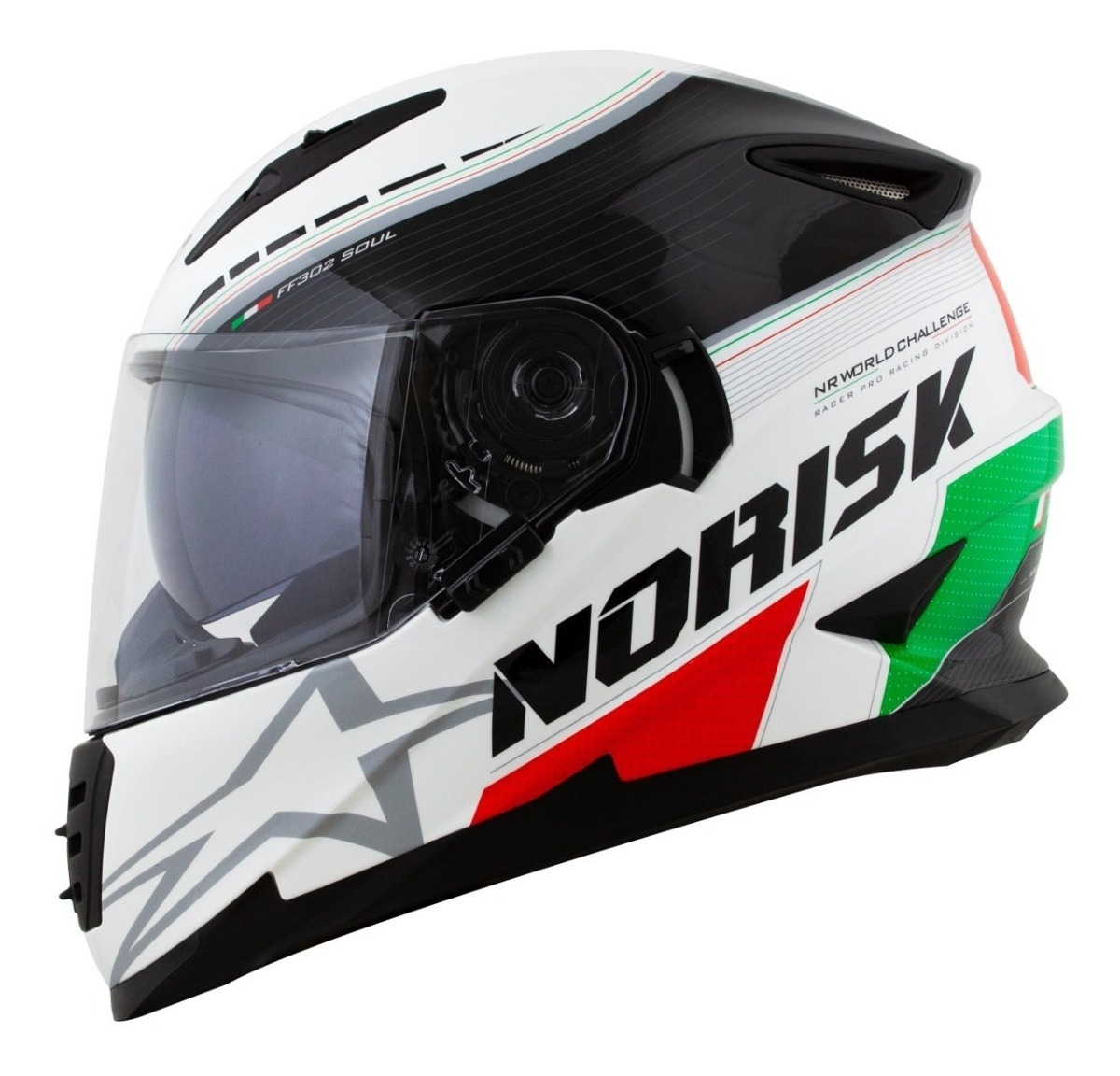 Capacete Norisk FF 3012