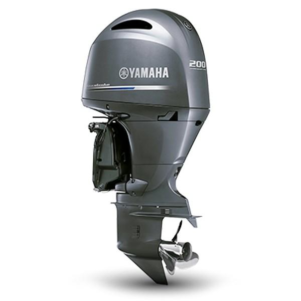 MOTOR YAMAHA  F 200 FETL 4 T