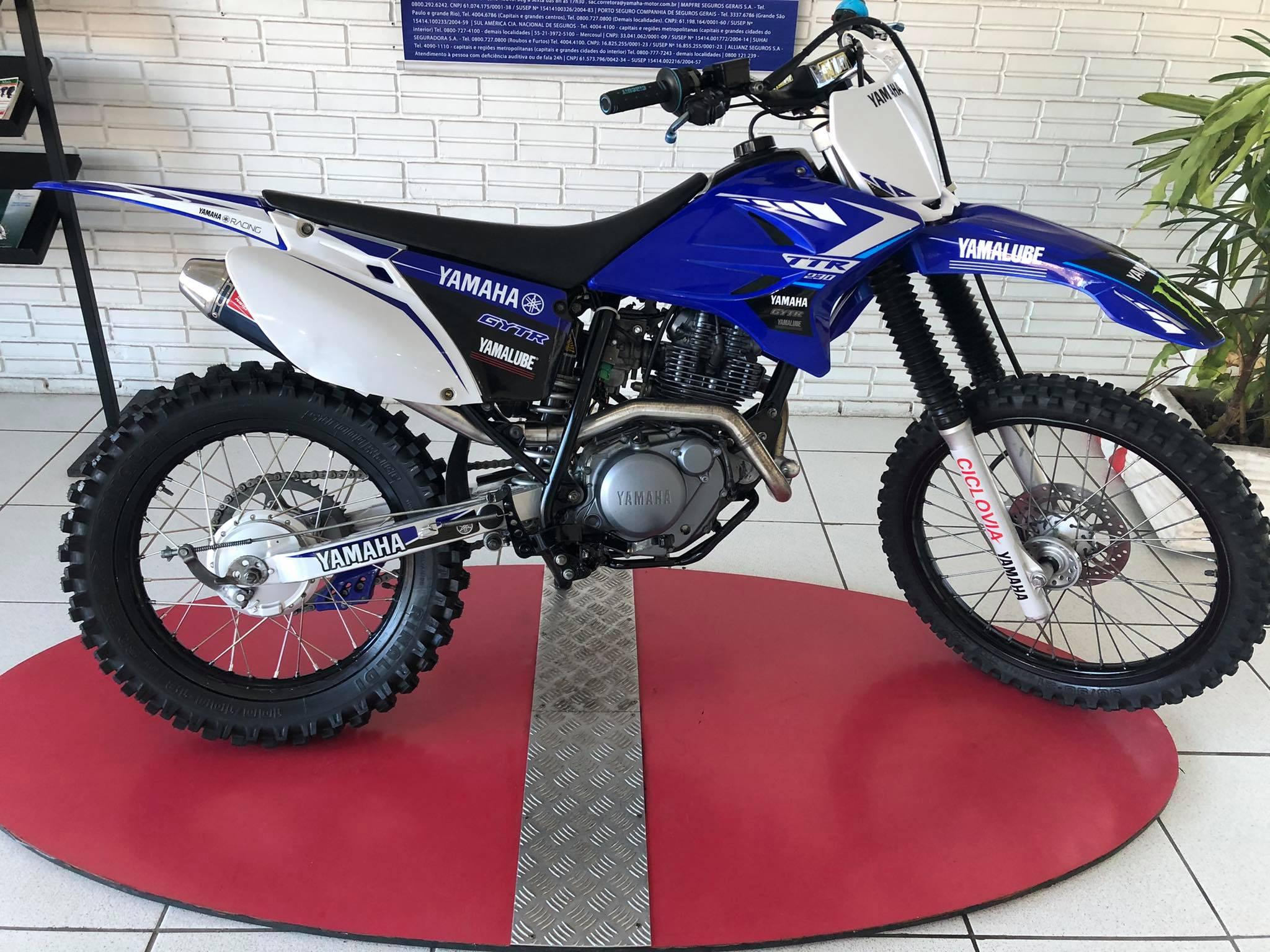 TTR 230CC  2012   R$ 9.900,00