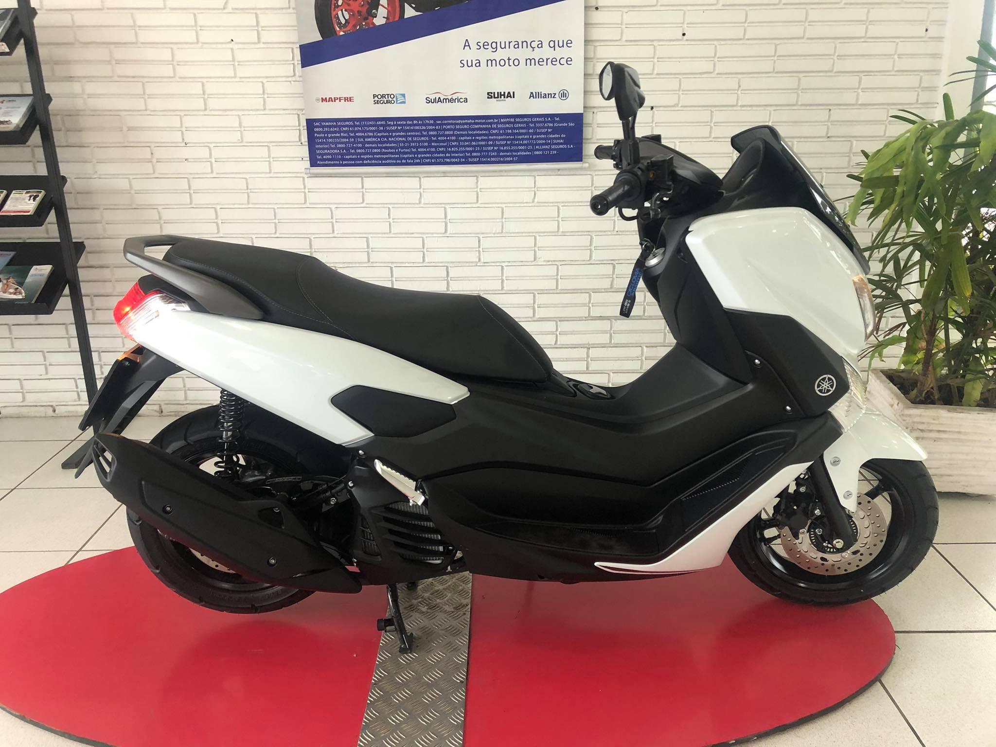 NMAX 160CC  2020/2021   R$ 15.400,00