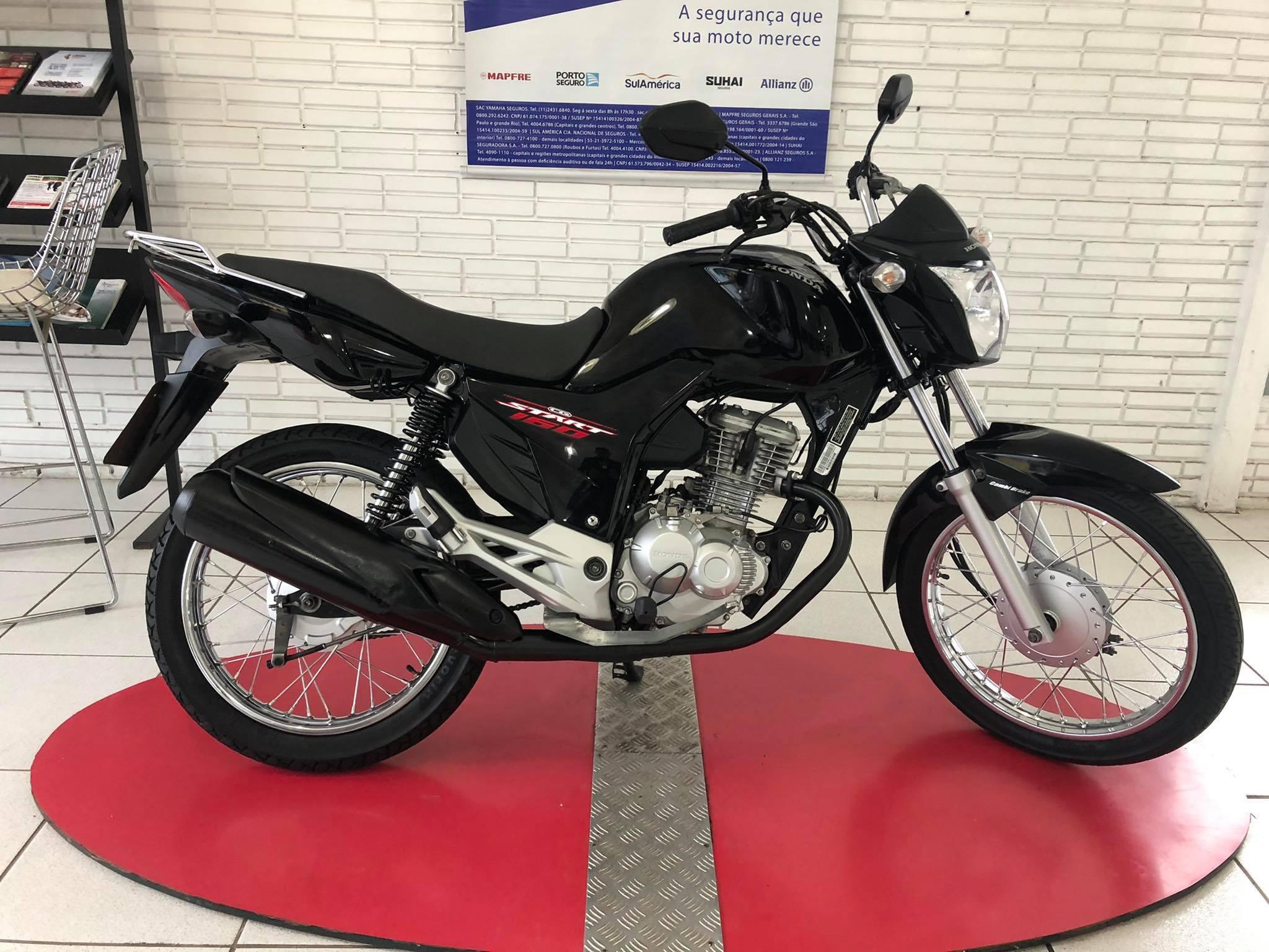CG 160CC START  2018 R$ 10.900,00